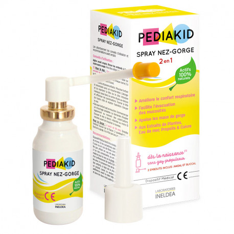 PEDIAKID® Spray Nez-Gorge